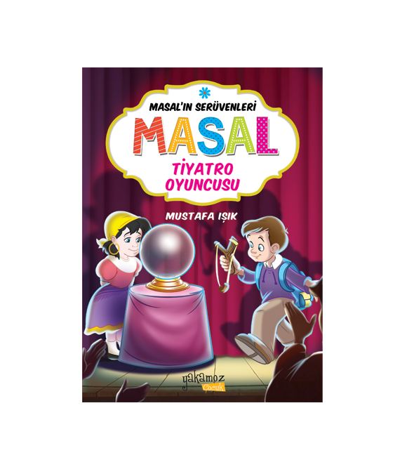 MASAL'IN SERÜVENLERİ - MASAL TİYATRO OYUNCUSU