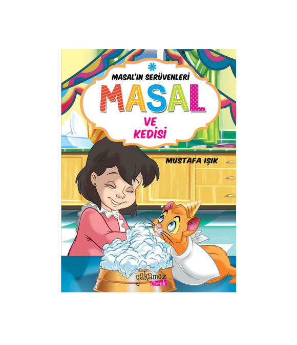 MASAL'IN SERÜVENLERİ - MASAL VE KEDİSİ